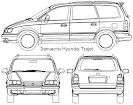 продам запчасти Hyundai Trajet Trajet (FO)