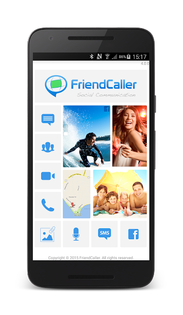 Video Chat by FriendCaller screenshots