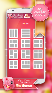 Free Download Cute Photo Collages Pic Editor APK for Samsung