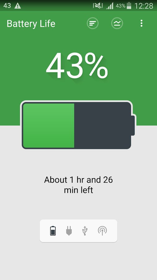 Next Battery Screenshot 4