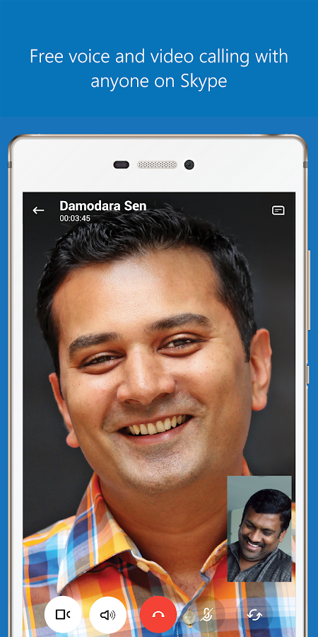 Skype Lite - Chat & Video Call Screenshot 3