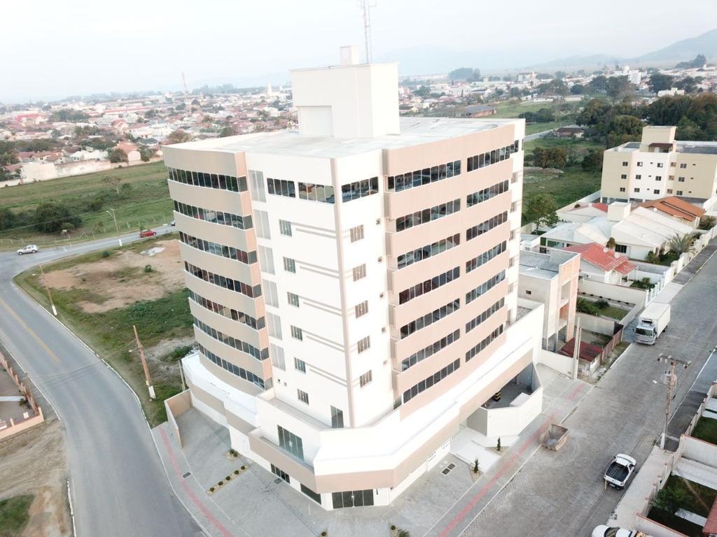 Apartamento com 3 dormitórios à venda, 126 m² por R$ 530.000,00 - Universitário - Tijucas/SC