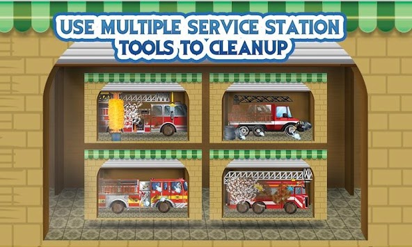 fire truck wash salon repair apk 1 0 free casual games for android. Black Bedroom Furniture Sets. Home Design Ideas