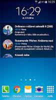 Screenshot of O2TV Go