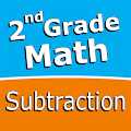 Second grade Math - Subtraction APK
