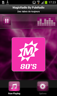 MagicRadio By PulsRadio - screenshot