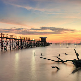by Fairuzee Ramlee - Landscapes Waterscapes