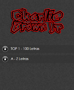 Charlie Brown Jr Letras - screenshot