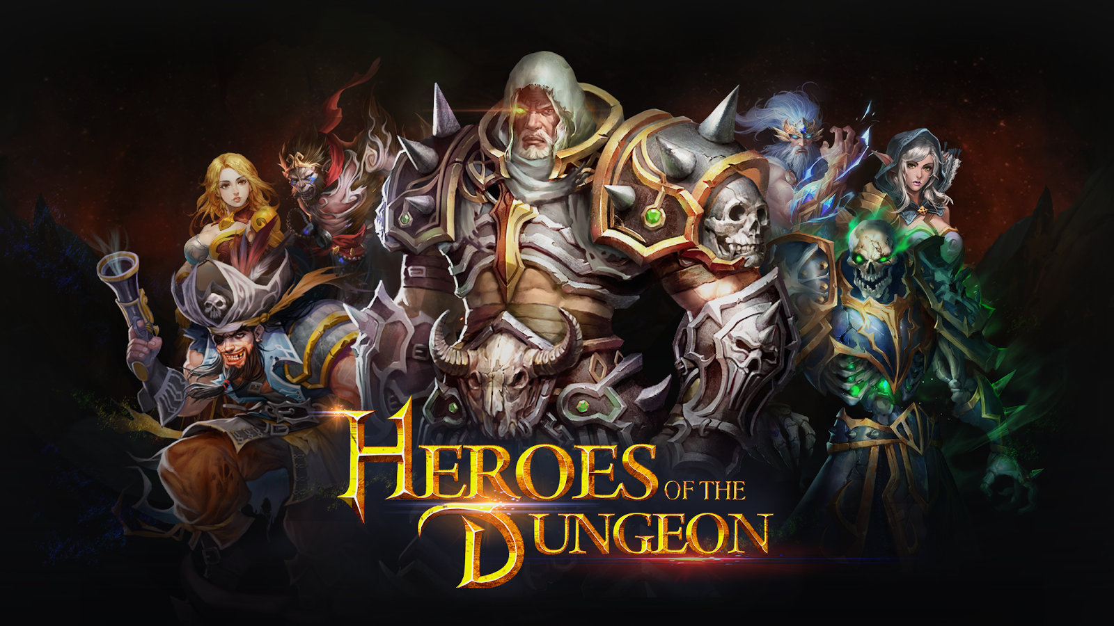 Heroes of the Dungeon Screenshot