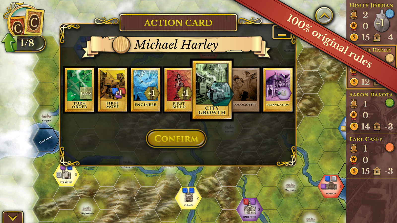 Steam: Rails to Riches Screenshot 1