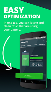 PowerPRO - Battery Saver- screenshot thumbnail