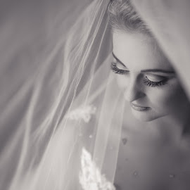 by Lindie Furstenberg - Wedding Bride