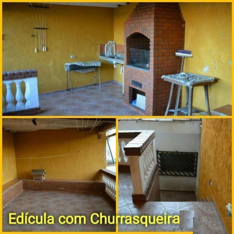 Casa / Sobrado à Venda - Vila Buenos Aires