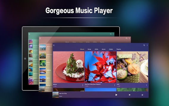 Music Player For Android APK screenshot thumbnail 8