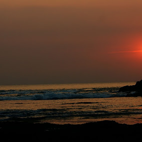 by Adianca Ridhani - Landscapes Waterscapes ( serang, nature, waterscape, indonesia, anyer, scenery, beach, landscape, banten, anyer beach )