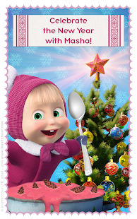 Game Masha and Bear: Cooking Dash APK for Kindle