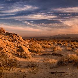 Earth Skies by Ken Latman - Landscapes Deserts ( desert )