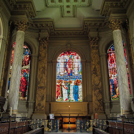 st philips cathedral by Kylie Martin - Buildings & Architecture Places of Worship ( birmingham, 'st philips', cathedral,  )