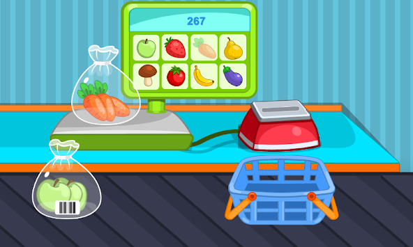 Children's Supermarket APK screenshot thumbnail 9
