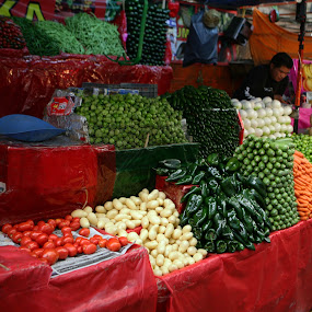 Vegtables and much more by Cristobal Garciaferro Rubio - City,  Street & Park  Markets & Shops ( pwcmarkets )