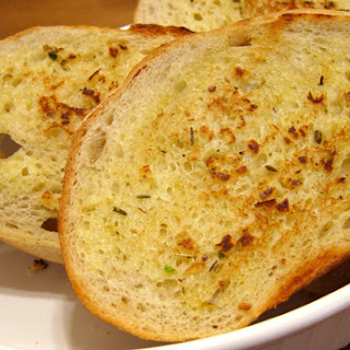 Garlic Butter Toasted French Bread Recipes
