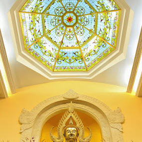 The Buddha by Rio Raseda - Buildings & Architecture Places of Worship