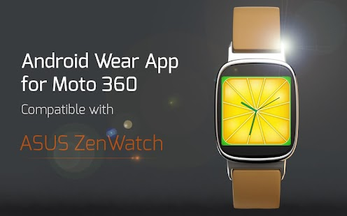 Wear Display for Moto 360 - screenshot