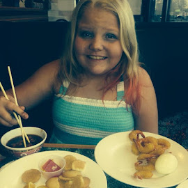 At City King Chinese Restaurant  Sunday afternoon Dinner by Reb Boatwright - Food & Drink Eating