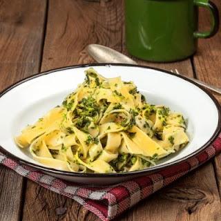 Spinach Fettuccine Recipes