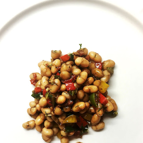 Lucky White Bean Salad