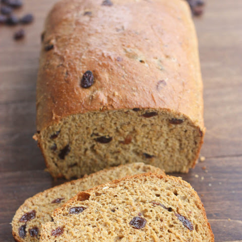 Healthy Raisin Bread