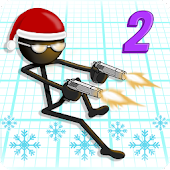 Download Full Gun Fu: Stickman 2 1.15.0 APK