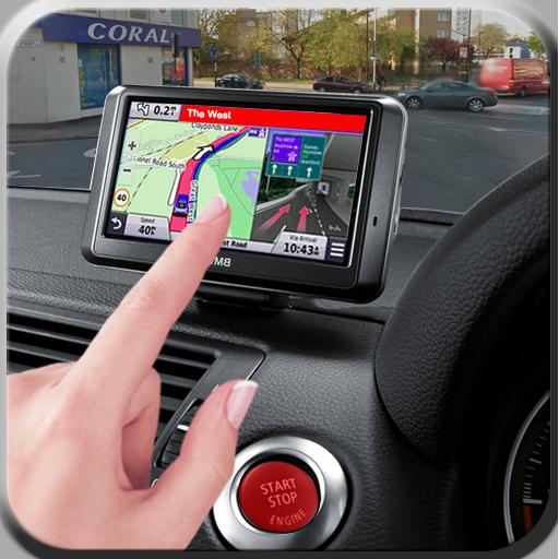 GPS Route Maps: Voice Navigation & Direction Guide (app)
