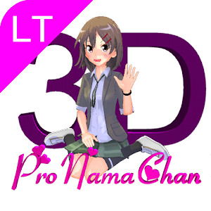 ProNamaChan Pose Lite For PC