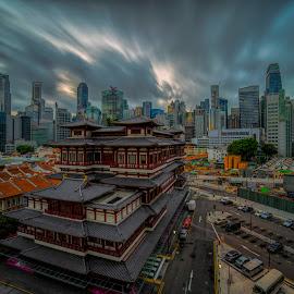 by Gordon Koh - Buildings & Architecture Architectural Detail