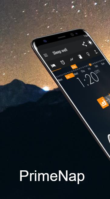 PrimeNap Pro: Sleep Tracker and Smart Alarm Screenshot 0