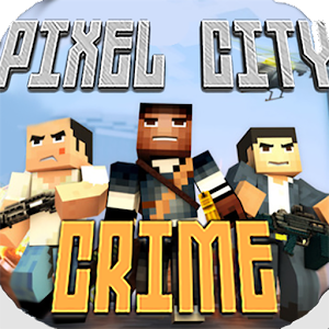 Pixel City Crime : L.A