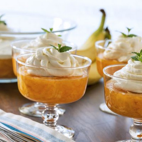 Slow Cooker Banana Caramel Pudding