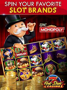 Hot Shot Casino Slots Games APK for Blackberry