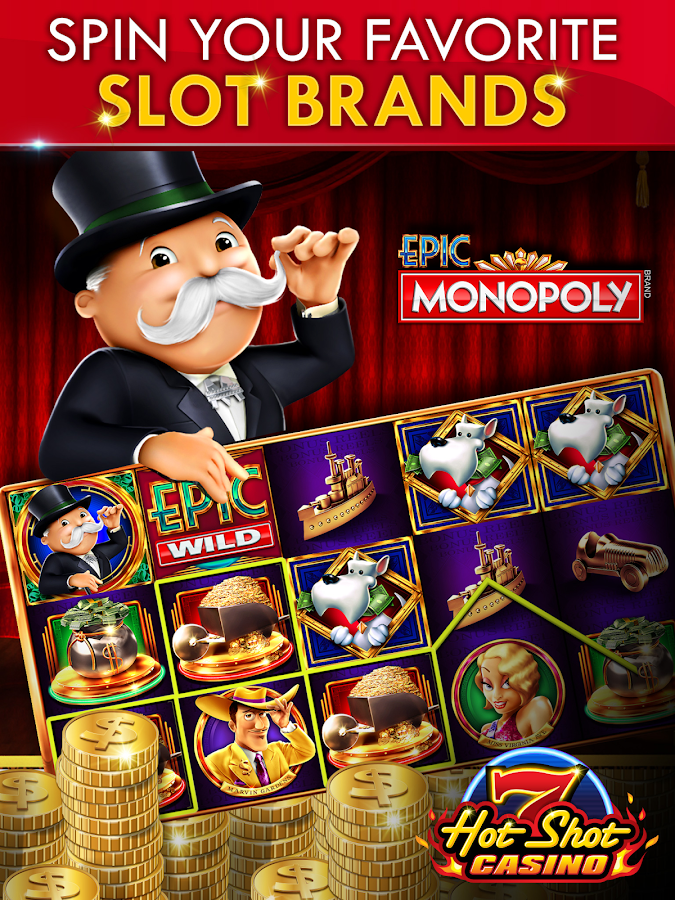 Hot Shot Casino Slots™ - NEW Screenshot 3