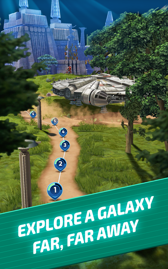 Star Wars: Puzzle Droids™ Screenshot 1