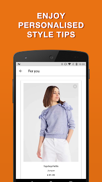 Zalando - Mode & Shopping APK screenshot thumbnail 6