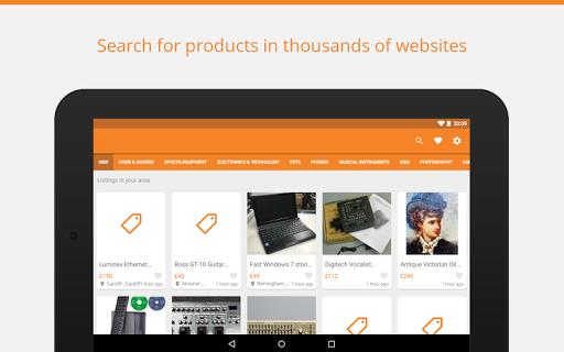 Second hand products - Trovit screenshot 9