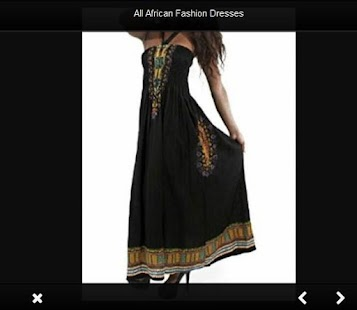 All African Fashion Dresses - screenshot