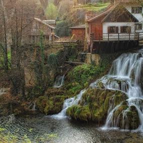 Rastoke by Ljiljana Cviljak - Backgrounds Nature