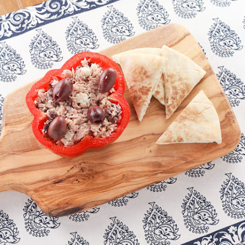 Tuna Feta Pita Recipes | Yummly