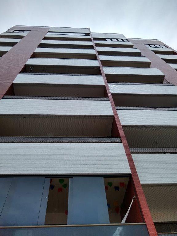 Apartamento com 4 dormitórios à venda, 157 m² por R$ 600.000 - Manaíra - João Pessoa/PB