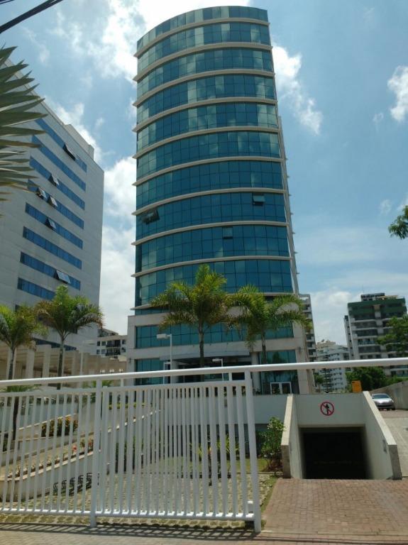 Sala comercial à venda, Barra da Tijuca, Rio de Janeiro.