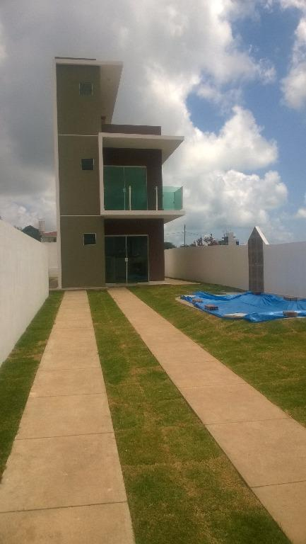 Belíssima Casa em Praia do Amor, vista permanente.