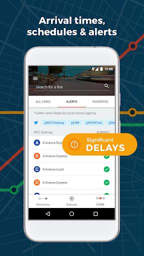 Moovit: Bus & Train Live Info screenshot 5